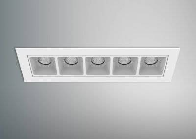 Quadrus 5 Cell Fixed Trim - Wh Wh