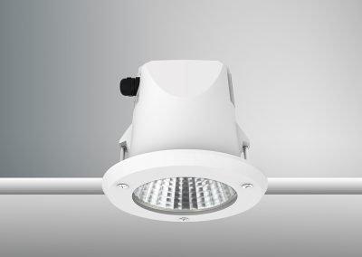 Tenus IP65 142mm Fixed White