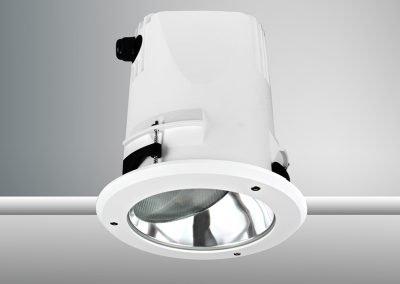 Tenus IP65 202mm Wallwash White