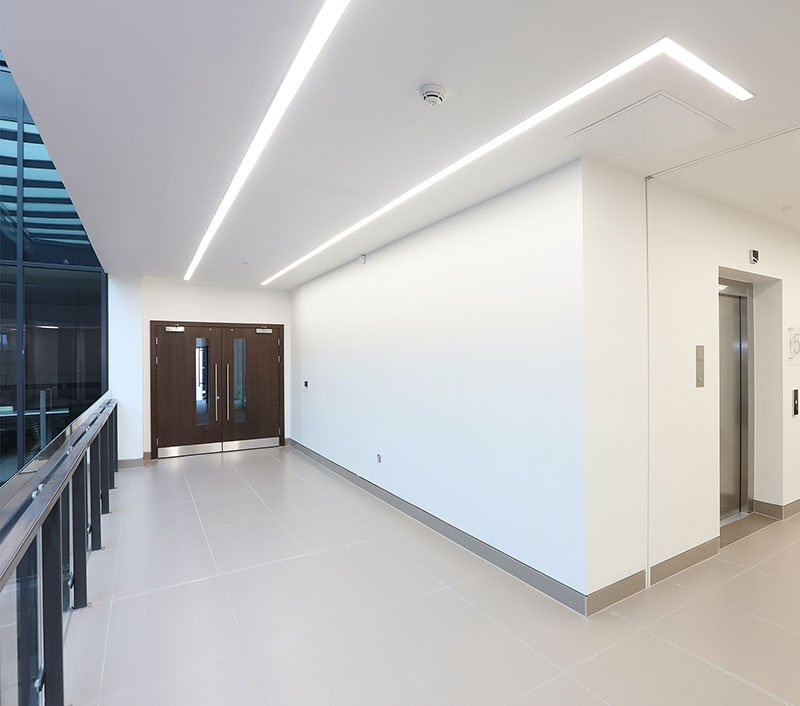 Artech Lighting 44 Whitfield Street Case Study
